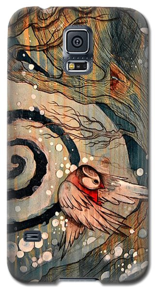 Winter Becoming Galaxy S5 Case by Sandro Ramani