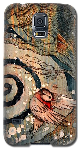 Winter Becoming Galaxy S5 Case