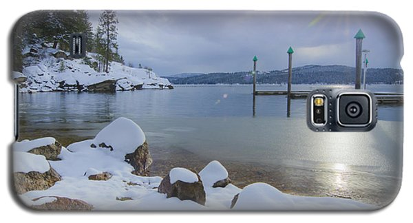 Winter Shore Galaxy S5 Case