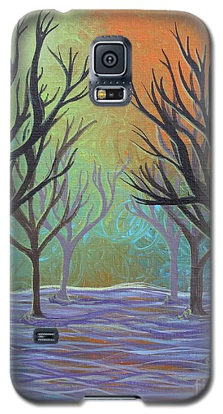 Winter Solitude 11 Galaxy S5 Case