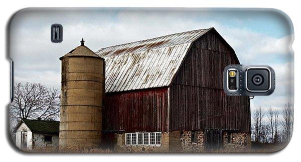 Wisconsin Dairy Barn Galaxy S5 Case