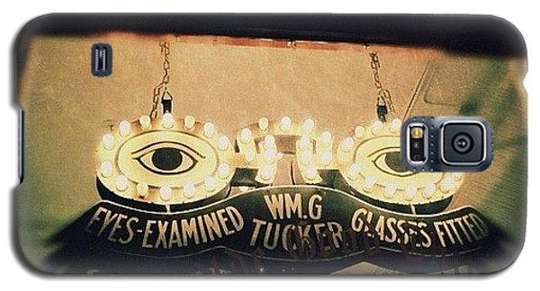Light Galaxy S5 Case - Wm.g Tucker Glasses by Natasha Marco