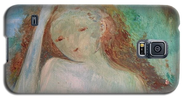 Woman Of Sorrows Galaxy S5 Case