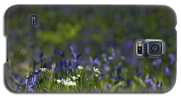 Woodland Flowers Galaxy S5 Case by Trevor Chriss