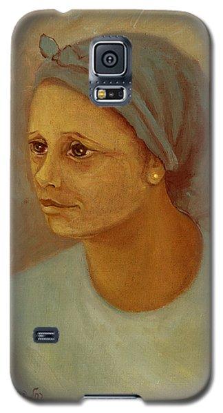 Working Woman Galaxy S5 Case by Rachel Hershkovitz