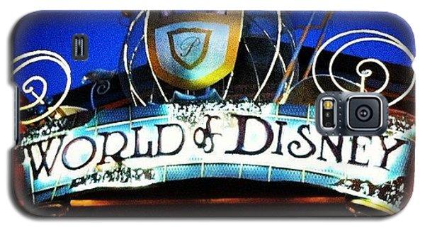 Fantasy Galaxy S5 Case - World Of Disney by Lea Ward
