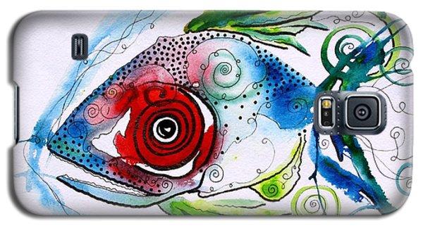 Wtfish 001 Galaxy S5 Case