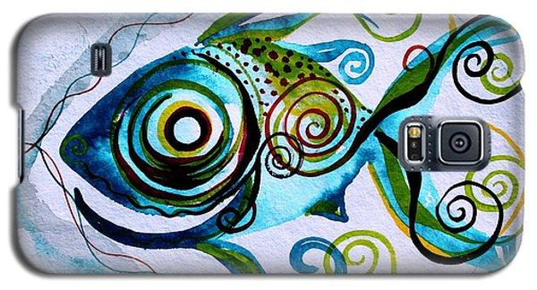 Wtfish 006 Galaxy S5 Case
