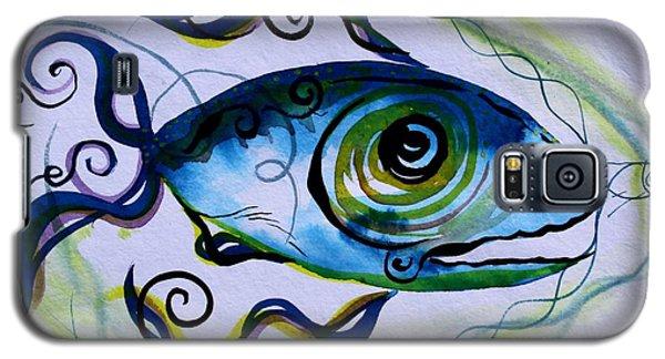 Wtfish 009 Galaxy S5 Case