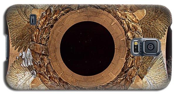 Ww II Memorial Victory Wreath Galaxy S5 Case