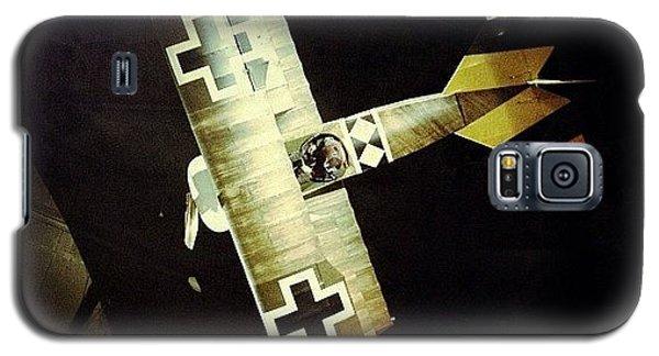 Ww1 Curtiss Jn-4d Jenny Galaxy S5 Case