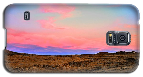 Wyoming Lights Galaxy S5 Case