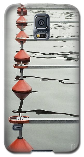 Galaxy S5 Case featuring the photograph Yacht Quey by Agnieszka Kubica