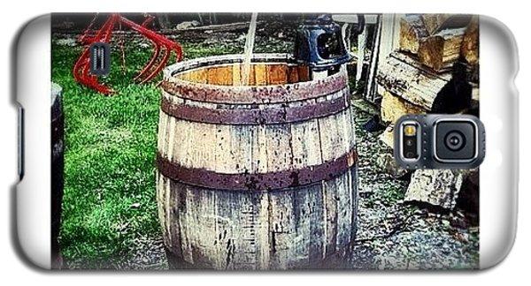 Ohio Galaxy S5 Case - Ye Olde Water Pump by Natasha Marco