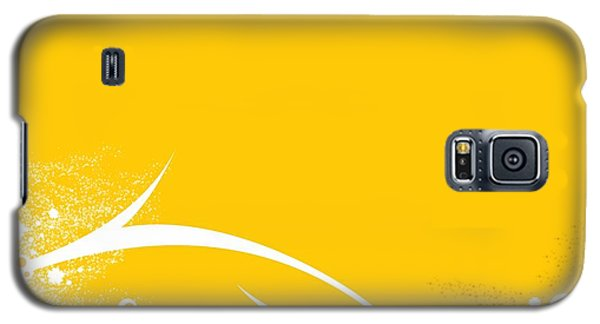 Yellow Twigs Galaxy S5 Case
