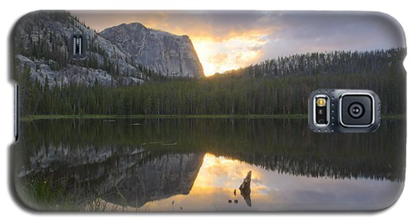 Yellowjacket Lake Galaxy S5 Case