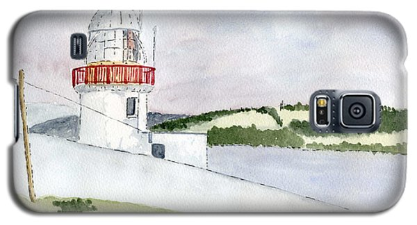 Youghal Lighthouse Galaxy S5 Case by Eva Ason