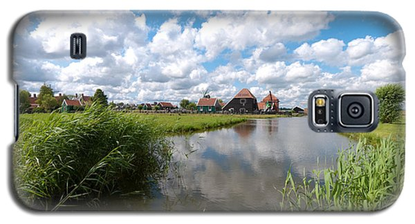 Zaanse Schans Galaxy S5 Case by Hans Engbers