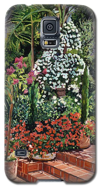 A Garden Approach Galaxy S5 Case by David Lloyd Glover