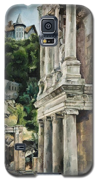 Ancient Amphitheater Galaxy S5 Case