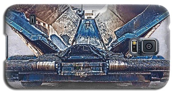 Asphalt Paver Galaxy S5 Case