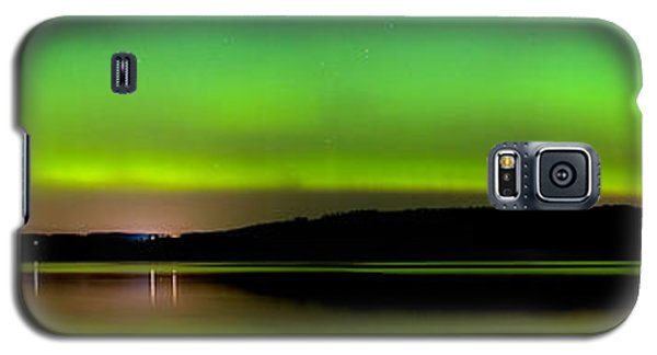 Aurora Over The Beauly Firth Galaxy S5 Case
