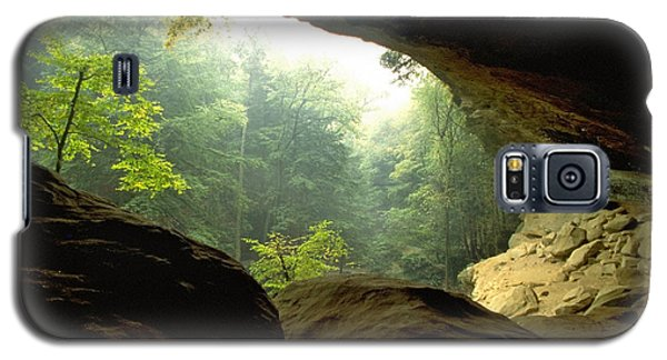 Cave Entrance In Ohio Galaxy S5 Case