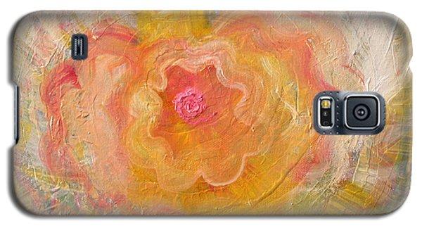 Flower Angel Galaxy S5 Case