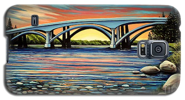 Folsom Bridge Galaxy S5 Case
