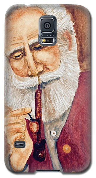 German With Pipe No. 2 Galaxy S5 Case