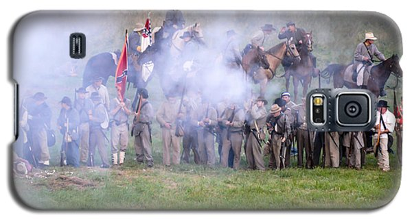 Gettysburg Confederate Infantry 7503c Galaxy S5 Case