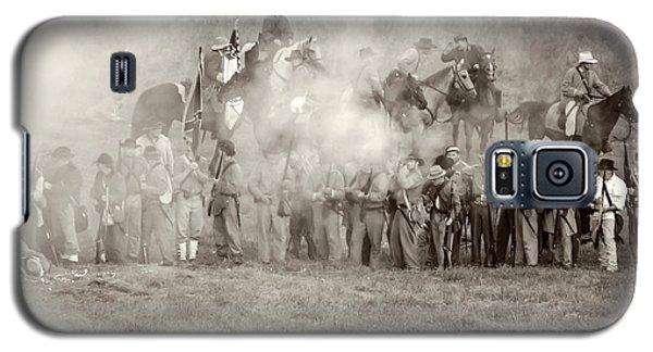 Gettysburg Confederate Infantry 7503s Galaxy S5 Case