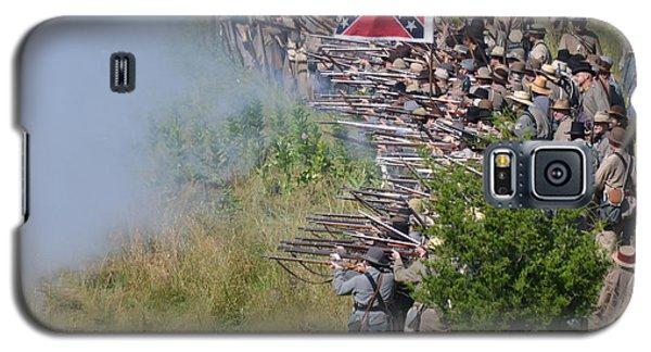 Gettysburg Confederate Infantry 8769c Galaxy S5 Case