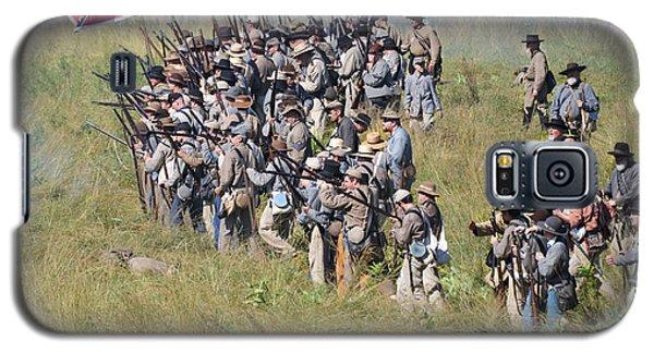 Gettysburg Confederate Infantry 9015c Galaxy S5 Case