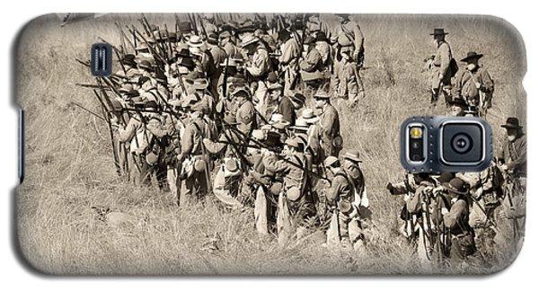 Gettysburg Confederate Infantry 9015s Galaxy S5 Case