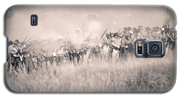 Gettysburg Confederate Infantry 9112s Galaxy S5 Case