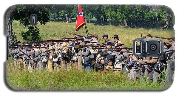 Gettysburg Confederate Infantry 9270c Galaxy S5 Case