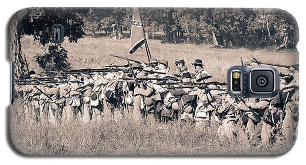 Gettysburg Confederate Infantry 9270s Galaxy S5 Case