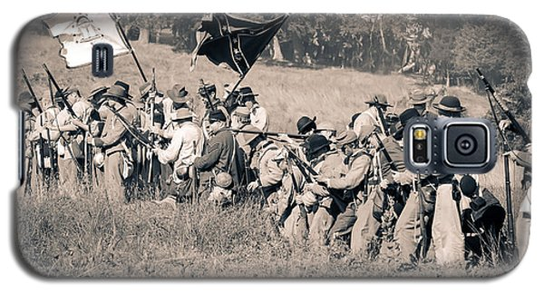 Gettysburg Confederate Infantry 9281s Galaxy S5 Case