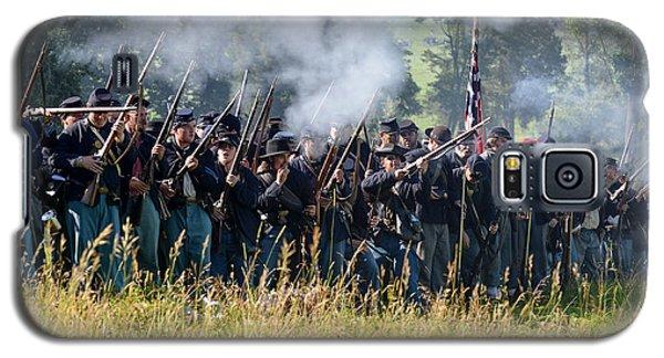 Gettysburg Union Infantry 9360c Galaxy S5 Case