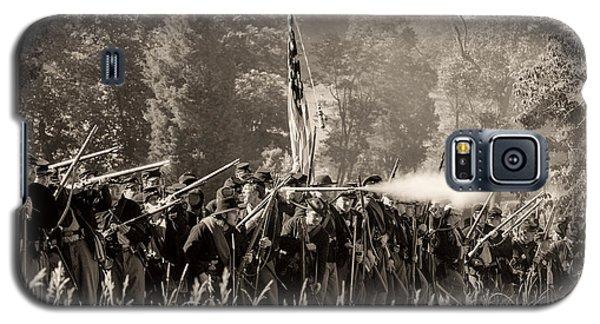 Gettysburg Union Infantry 9372s Galaxy S5 Case
