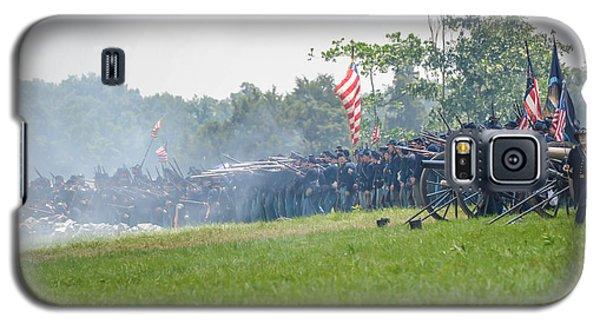Gettysburg Union Infantry 9968c Galaxy S5 Case