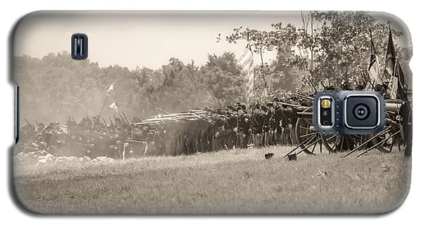 Gettysburg Union Infantry 9968s Galaxy S5 Case