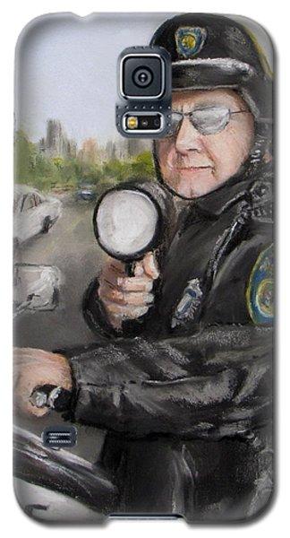 Gotcha Galaxy S5 Case by Jack Skinner