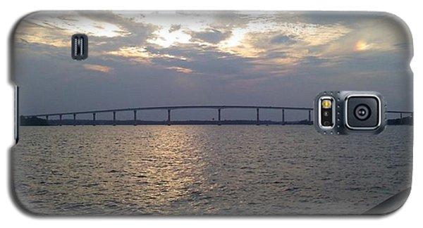Gov Thomas Johnson Bridge Galaxy S5 Case