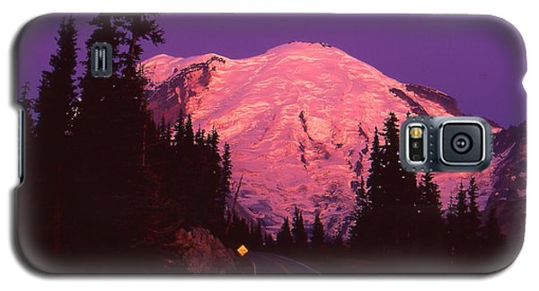 Highway To Sunrise Galaxy S5 Case