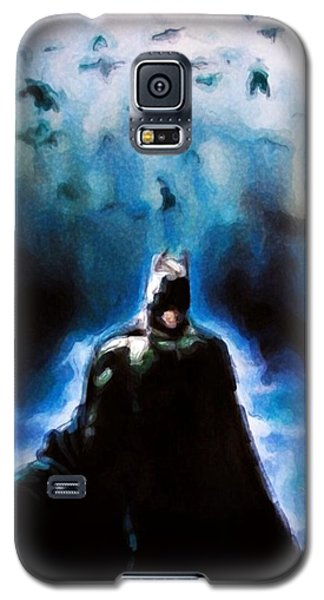 Into The Cave Galaxy S5 Case by Darryl Matthews