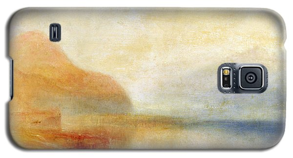 Inverary Pier - Loch Fyne - Morning Galaxy S5 Case by Joseph Mallord William Turner