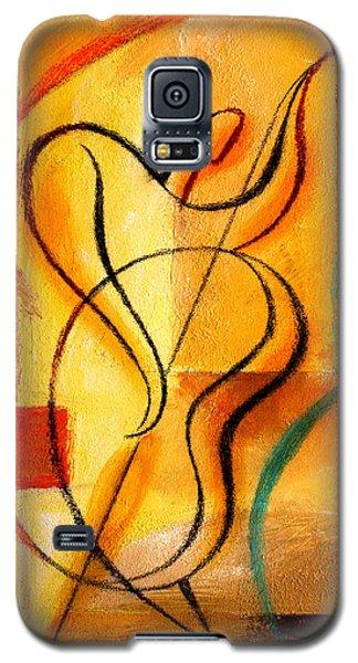 Jazz Fusion Galaxy S5 Case