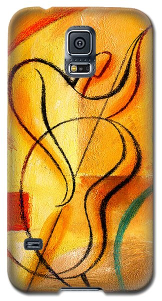 Jazz Fusion Galaxy S5 Case
